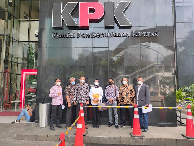 Tindak Lanjut Pertemuan Dengan SMSi, Petani Sawit Kopsa M Laporkan PTPN V ke KPK dan Bareskrim Pori