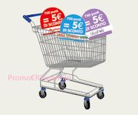 Logo Buono sconto carburante da euro 5 con LaTua!Card