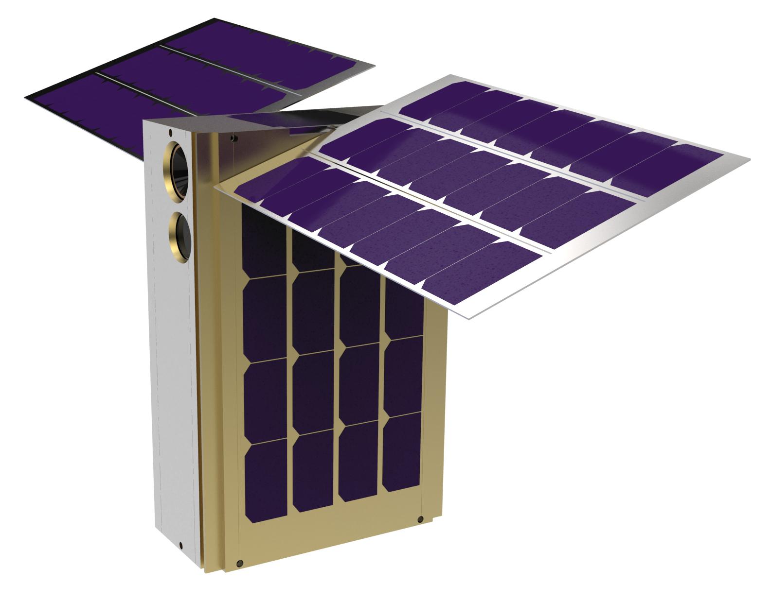ranger spacecraft solar panels - photo #40