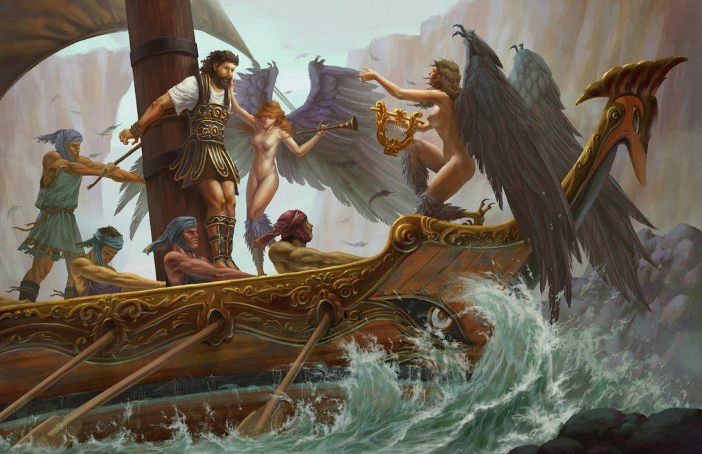 Odisseu: Mito, Guerra de Tróia e Odisseia