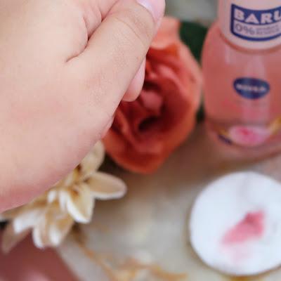 Review NIVEA Hokkaido Rose Oil Infused Micellar