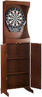 Centerpoint Outlaw Free Standing Cabinet For Electronic Dartboards