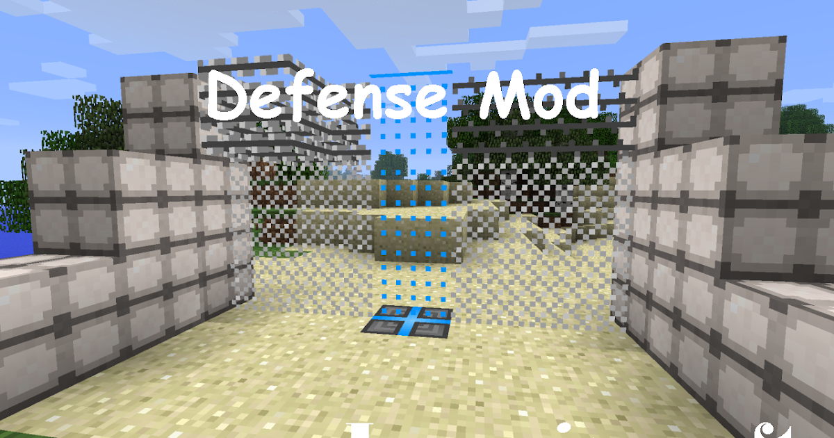 Minecrart Mods Minecraft Defense Mod 1 6 2 1 5 2