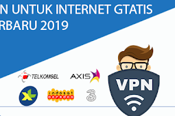 Cara Internet Gratis dengan VPN Untu Semua Operator