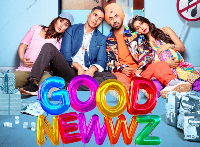 Good Newwz Box Office Collection, Day-Wise | World-Wide Reports