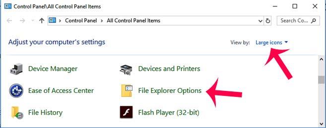 how to show hidden files in windows computer