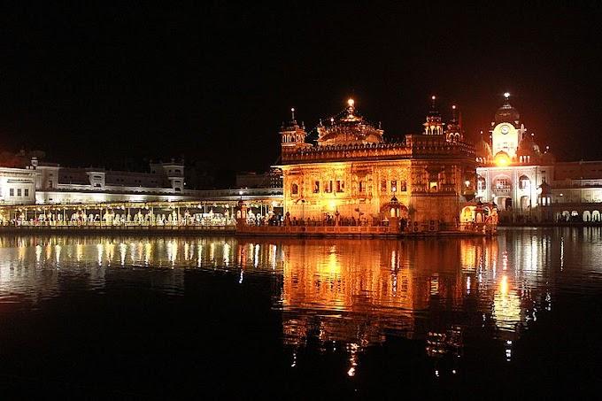 सिखों का मुख्य धार्मिक स्थल गोल्डन टेम्पल इसके बारे में मुख्य जानकारी!The main information about the Golden Temple, the main religious site of the Sikhs.