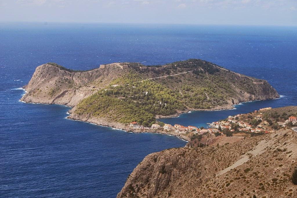Cefalonia, Isole Ioniche