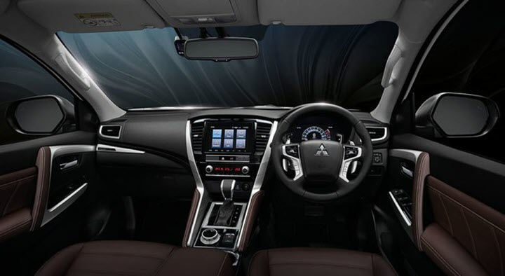 Mitsubishi Pajero Sport 2020 có thêm phiên bản mới, đấu Toyota Fortuner