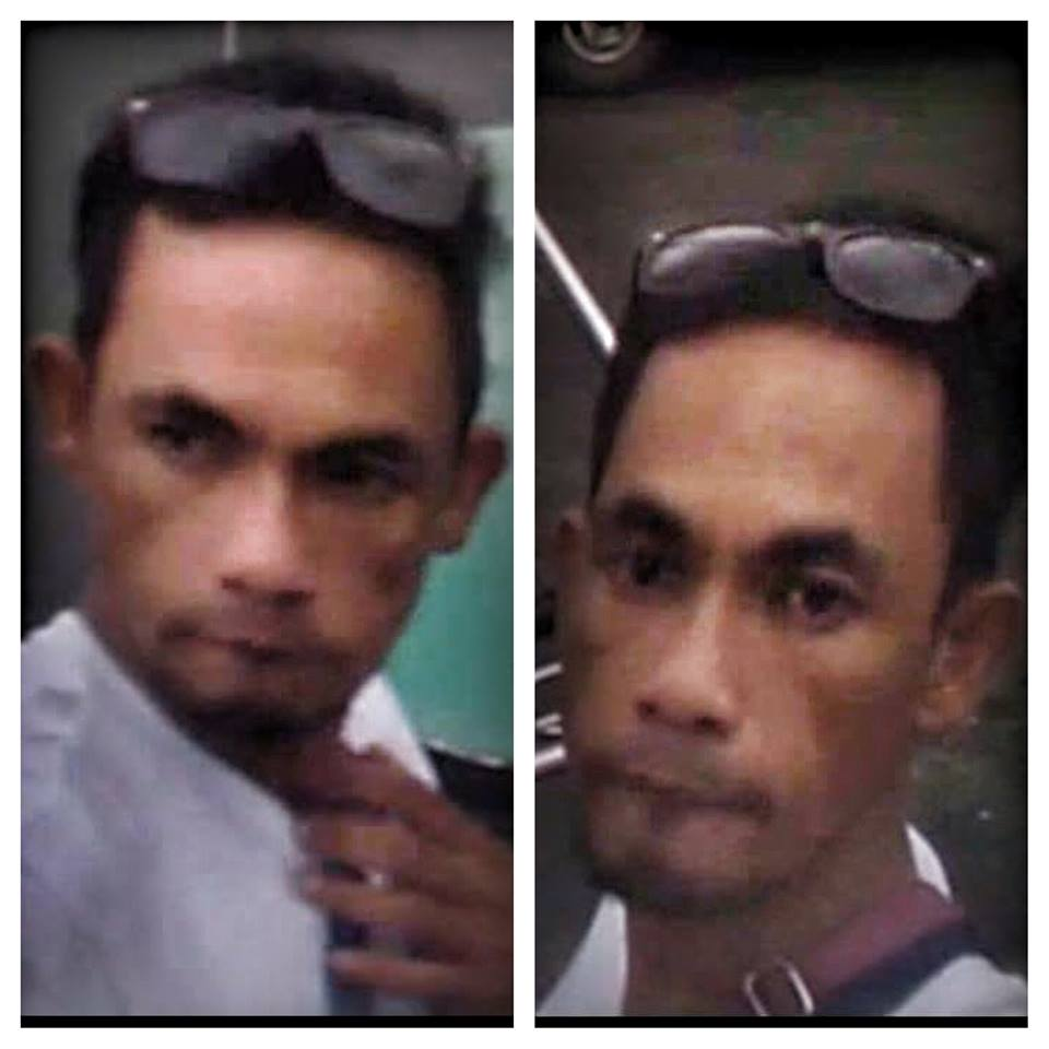 Tricycle driver in Batangas road rage