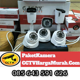 Jual Kamera CCTV WONOSOBO 085643591626