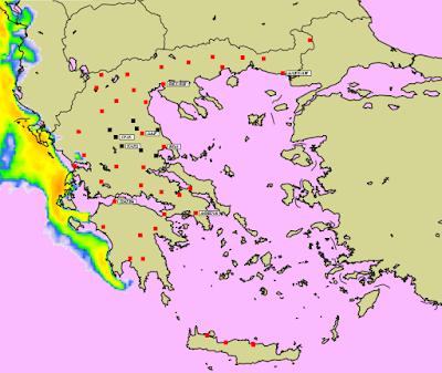 3 - Πρόγνωση Ελλάδας-Θεσσαλίας 24-26/1/2020