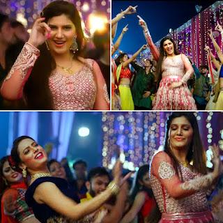 Hatt Ja Tau Video Veerey Ki Wedding 2018 Sapna Chaudhary