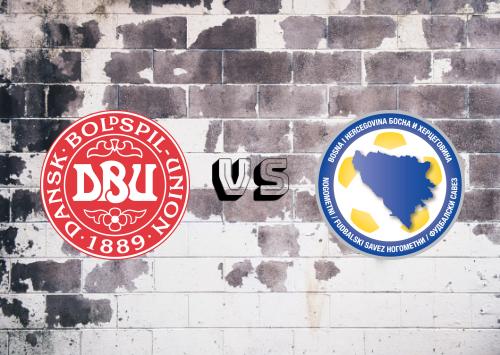 Dinamarca vs Bosnia-Herzegovina  Resumen