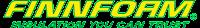 Finnfoam termoizoliacinės medžiagos