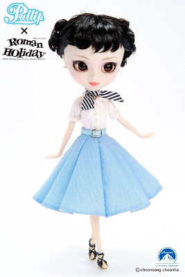 Pullip Princess Ann Roman Holiday