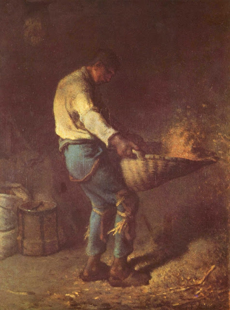 Жан Франсуа Милле - Веятель. 1848