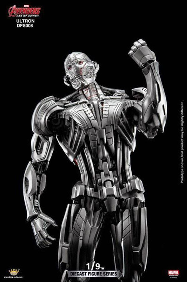 Ultron della King Arts International