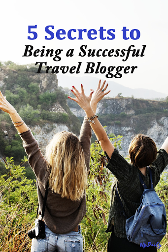 travel blogger secrets
