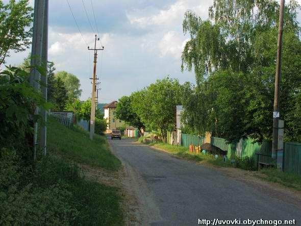 Село Мохнач в Харьковской области