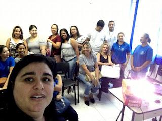 Educação de Registro-SP participa de palestra sobre Arboviroses dentro do Programa Saúde na Escola