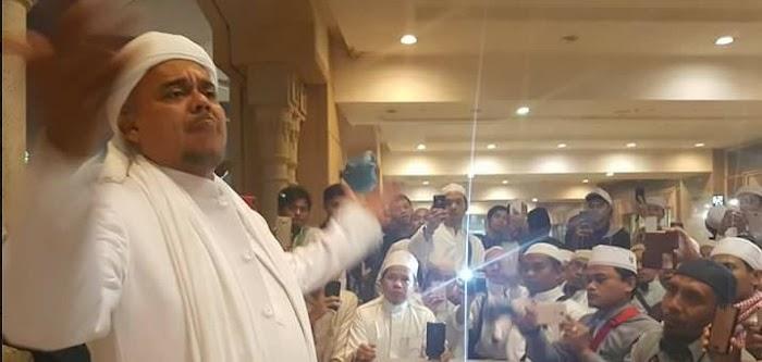 '7 Juta Umat' Sudah Siap Menyambut Habib Rizieq, Menko Polkam Wiranto Beri Kabar Sedih Ini....
