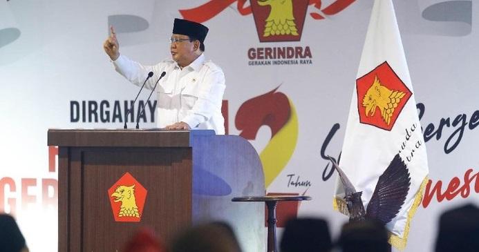 Gerindra Bantah Analisis Prabowo Bisa Gantikan Ma'ruf: Jangan Adu Domba!