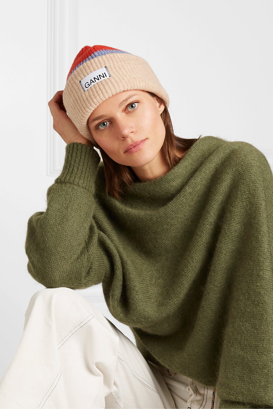 25 Under $200 Gifts to Buy From Net-A-Porter – Ganni Beanie
