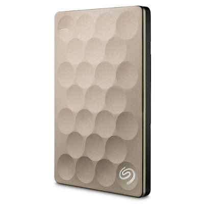 Seagate Launches The Thinnest 2TB Portable External Hard Drive February 2016