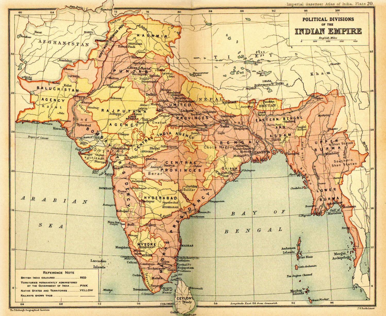 Big Blue French India