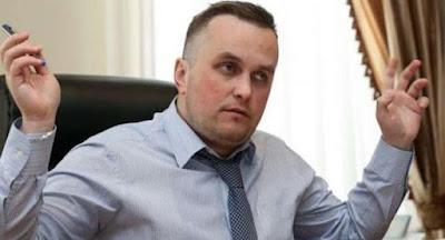 Глава САП Холодницький пішов у відставку