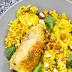 ارز هندي بالدجاج سهل التحضير بالصور