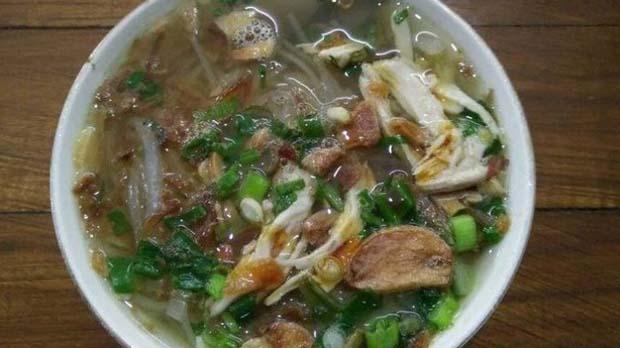 Resep Soto Ayam Kuah Bening Khas Semarang