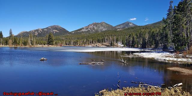 Sprague Lake Loop Trail