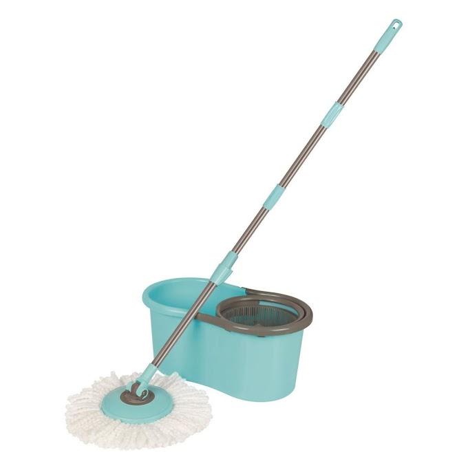 Mop Limpeza Prática Mor - Verde