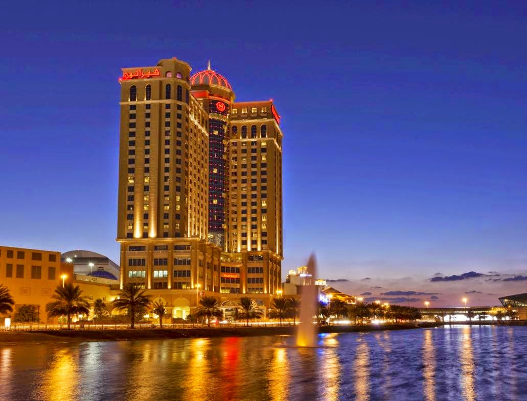 Sheraton Dubai Mall Of The Emirates Hotel  Cheap Hotels