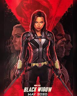 Black Widow - Poster & Trailer