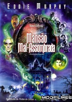 Capa do Filme Mansão Mal Assombrada