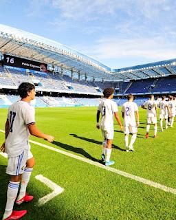 Segundo empate consecutivo. Deportivo de La Coruña 0-0 Real Madrid Castilla.