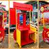 Booth Portable-Meja Lipat-Gerobak Portable SOSIS BAKAR p 2.900.000