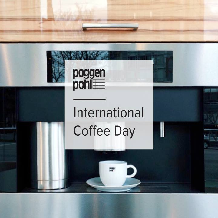 International Coffee Day Wishes Unique Image