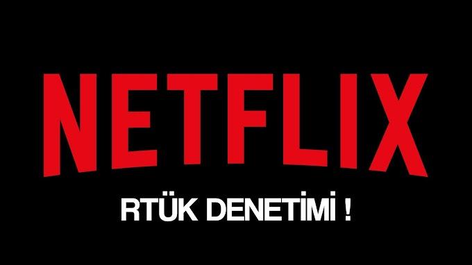 Netflix ' e RTÜK Denetimi !