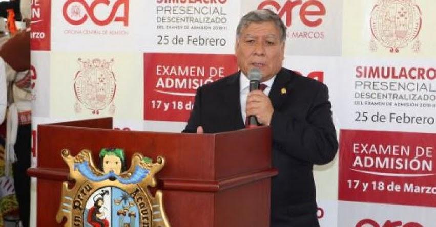 UNMSM: Universidad San Marcos se prepara para convertirse en la mejor universidad del Perú - www.unmsm.edu.pe