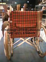 jual kursi roda merck sella yang bagus dan harga miring
