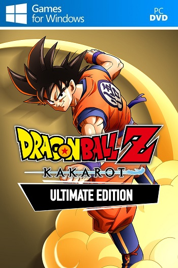 dragon ball z kakarot ultimate edition dbzk