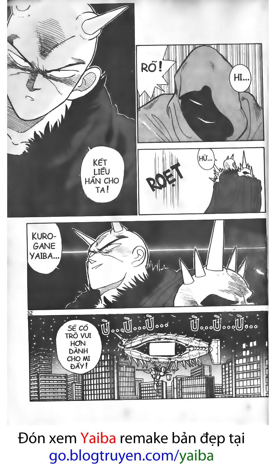 Yaiba chap 21 trang 11
