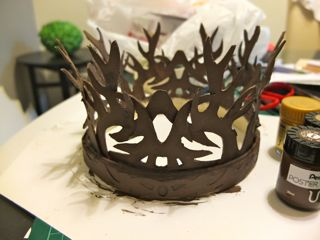 yoonie at home a crown for paul template tutorial to make a crown