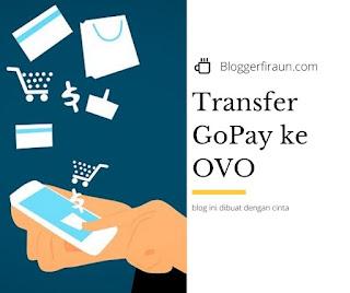 Kemudahan dalam bertransaksi ada dalam genggaman, termasuk transfer GoPAy ke OVO, begini caranya