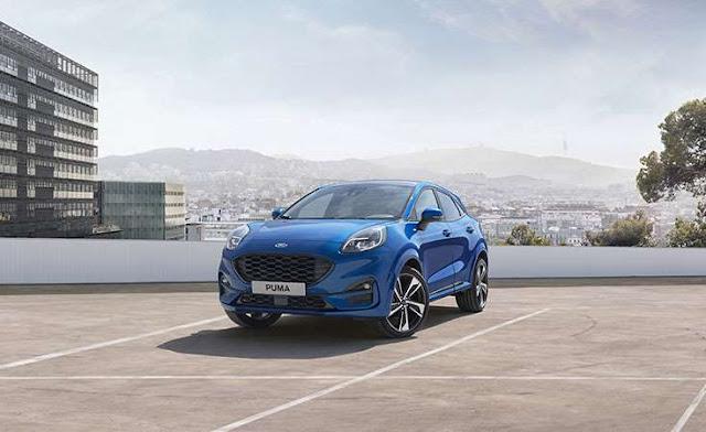 Nuevo Ford Puma: amplio y versátil