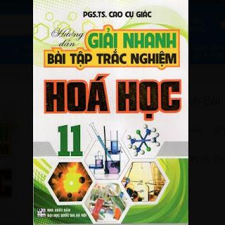 Hướng Dẫn Giải Nhanh Bài Tập Trắc Nghiệm Hoá 11 ebook PDF-EPUB-AWZ3-PRC-MOBI
